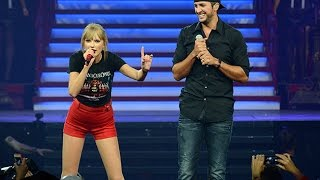 Download Taylor Swift Ft.Luke Bryan - I Don't Want This Night to End (DVD The RED Tour) Bônus Video