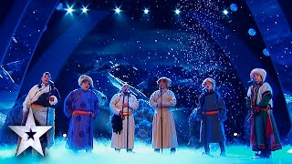 Download Khusugtun Band Takes Listeners Back To Mongolia | Asia's Got Talent Semis 2 Video