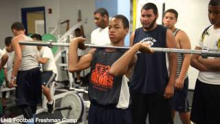 Download LHS Freshman Football Camp Video
