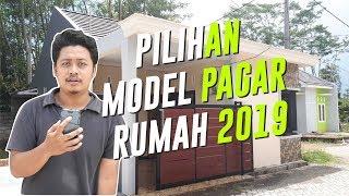 Download Inspirasi Pagar Rumah Minimalis | Rumah Subsidi Type 28/60 Video
