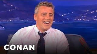 Download Matt LeBlanc Interview Part 1 - CONAN on TBS Video