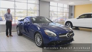 Download 2017 Mercedes-Benz SLC SLC 300 - All About the Safety - from Mercedes Benz of Arrowhead Video