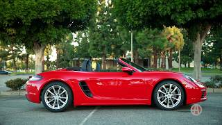 Download 2017 Porsche 718 Boxster | 5 Reasons to Buy | Autotrader Video