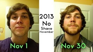 Download Beard-lapse! 1 Picture every Day for a Month (+the Shaving of It) Video