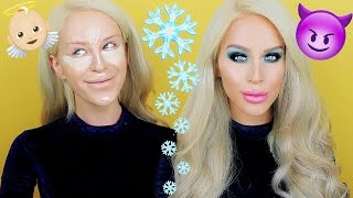 Download TALK THRU MAKEUP: Blue Holiday Glam | Gigi Video