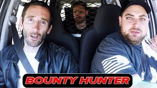 Download I Rode With A Bounty Hunter For A Day Video