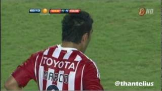 Download FC Barcelona vs Chivas - Marco Fabian Goals Highlights [HQ-HD] Video