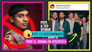 Download Discriminan a Pepe en Discoteca | #StoryTime | #PepeyTeoOpinan Video
