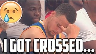 Download NBA All Stars Getting Crossed Video