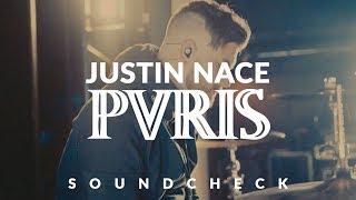 Download Justin Nace of PVRIS Soundcheck (Feat. Lynn Gunn) Video