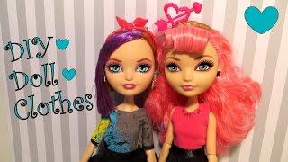 Download DIY Doll Clothes Tutorial Video