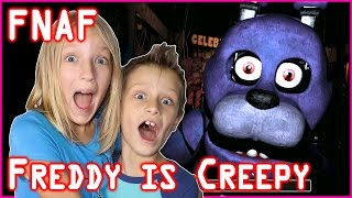 Download Freddy is Creepy!!! / Five Nights at Freddy's (FNAF) Video