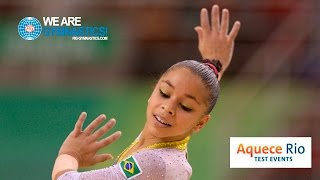 Download HIGHLIGHTS - 2016 Olympic Test Event, Rio (BRA) - Men's and Women's Individual Finals Video