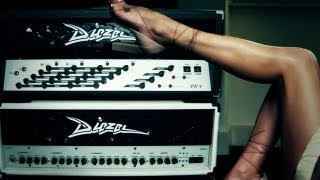 Download Diezel Amp Showdown: VH4 vs. Herbert vs. Hagen vs. Schmidt Video