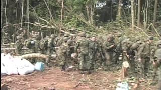 Download Tropas del Ejército colombiano en el Caquetá Video