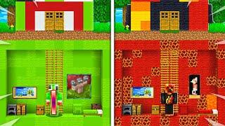 Download Preston vs Unspeakable SECRET House Battle! - Minecraft Video