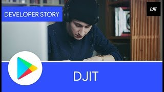 Download Android Developer Story: Music app developer DJIT builds higher quality experiences on Android Video