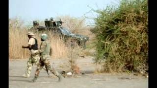 Download The Rugged Nigerian Armed Forces Video