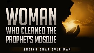 Download [AMAZING STORY] Woman Who Cleaned The Prophet's Mosque - EMOTIONAL Video