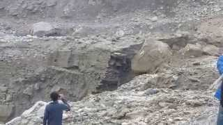 Download Massive Himalaya Rock Fall. must watch Video