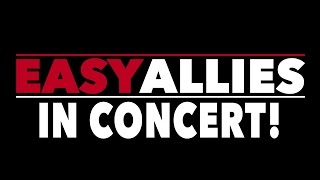 Download Easy Allies In Concert - Live Show Recording Video