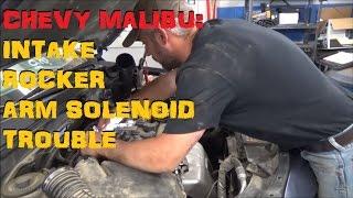Download Chevrolet Malibu: Intake Rocker Arm Solenoid Trouble P2645 P2646 Video