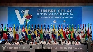 Download Латиноамериканские лидеры вновь призвали Вашингтон прекратить блокаду Кубы Video