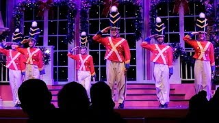Download FULL Christmas Celebration stage show at Busch Gardens Tampa Christmas Town, 2017 Video