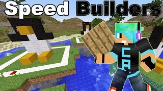 Download Minecraft / Speed Builders / These Peeps are Good! / Gamer Chad Video