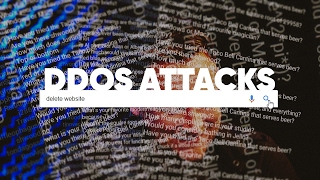 Download How to Cripple a Website with DDOS Video