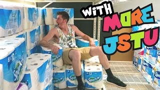 Download TOILET PAPER FORT WARS! Video