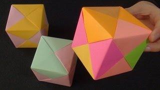 Download Origami Küp Yapımı - Cetvelsiz ve yapıştırıcısız - Teknoloji ve Tasarım Video