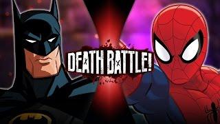 Download DEATH BATTLE! - Batman VS Spider-Man (DC VS Marvel) | DEATH BATTLE! Video