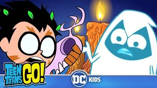 Download Teen Titans Go! | Ghost Party | DC Kids Video