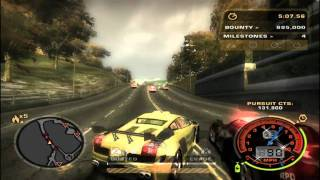 Download NFS Most Wanted- CROSS getting his butt KICKED TWICE !!! Video