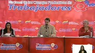Download Maduro mandó a Delcy Rodríguez a negociar respaldo en Rusia - Chic al Día EVTV - 08/19/19 Seg 3 Video