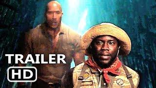 Download JUMANJI 2 First Minutes ! (2017) New Clips, Dwayne Johnson Adventure Movie HD Video