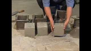 Download Compressive Strength of Cement Concrete Cubes Video