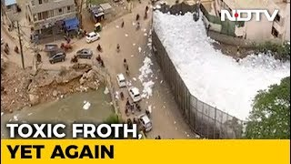 Download Bengaluru Lake: The Froth of Death Video