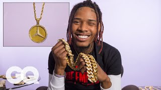 Download Fetty Wap Shows Off His Insane Jewelry Collection | GQ Video