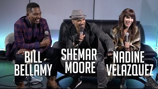 Download Shemar Moore talks being King of the Light Skineds & The Bounce Back Video