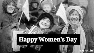 Download The History of International Women's Day Video