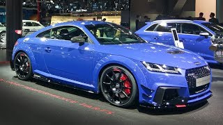 Download This Audi TT RS Costs €127,000! Video