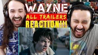 Download WAYNE (Youtube Original) ALL TRAILERS - REACTION!!! Video