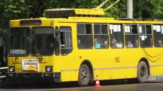 Download Poltava's Trolleybuses/Троллейбусы Полтавы (2017) Video