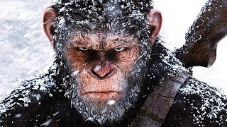 Download WAR FOR THE PLANET OF THE APES Movie Trailer (2017) Video