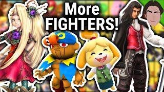 Download Hints to MORE Newcomer & Echo Fighters!! Super Smash Bros Ultimate Video