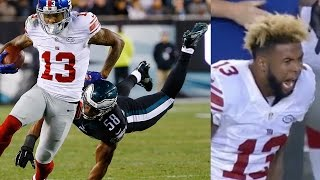 Download Odell Beckham Jr. FREAKS OUT After Loss Against Eagles, Prays With Victor Cruz Video