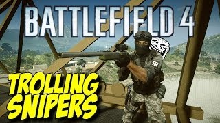 Download BF4 TROLLING SNIPERS 5 Video