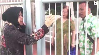 Download Walikota Risma Kunjungi Gereja di Surabaya Video